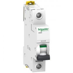 Автоматичний вимикач 0,5A 10kA 1 полюс тип C A9F84170 Acti9 iC60H Schneider Electric