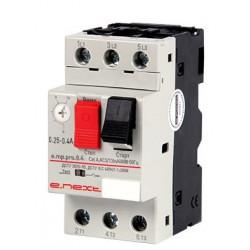 Автомат для захисту двигуна e.mp.pro.0.4; 0,25-0,4А